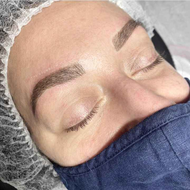 Photos from The Brow Room Yeg's post