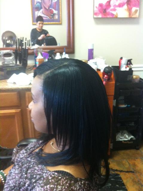 Sew-ins and Weaves